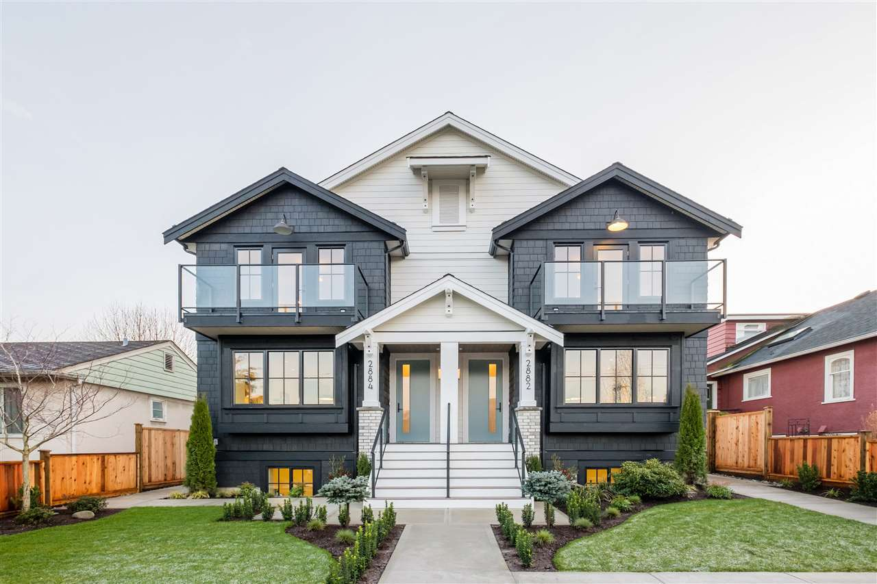 R2525259 2882 Yale Street, Vancouver